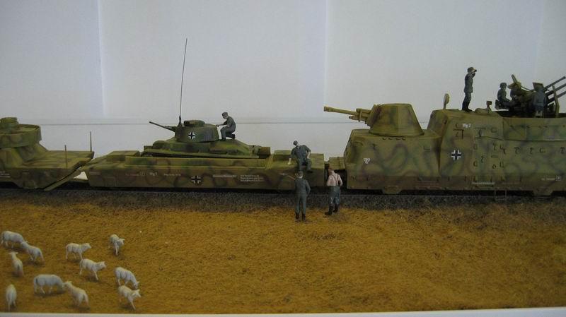 Panzerzug 1941,los trenes blindados alemanes (parte1)