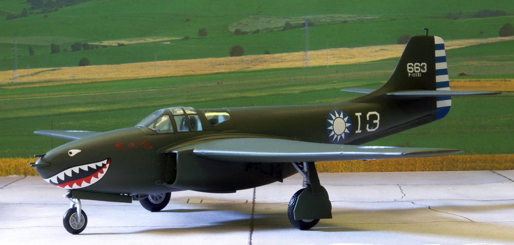 Jets of the Chinese civil war