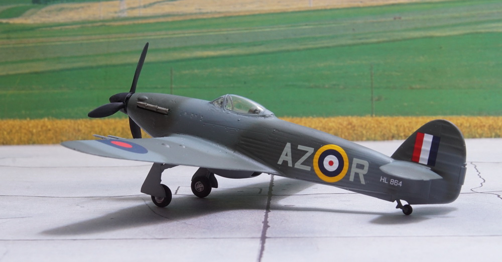 & Hawker Hurricane Mk XIV